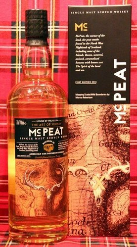 Mc Peat Barrels; House of McCallum; 43,5%