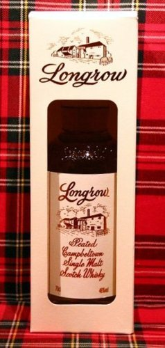 Longrow; Peated Malt; Originalabfüllung; 46,0%